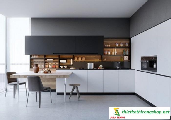 trang trí nhà bếp 2