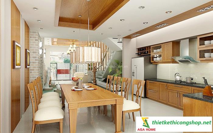 trang trí nhà bếp 1