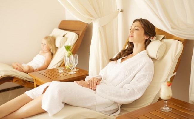 bí quyết kinh doanh spa