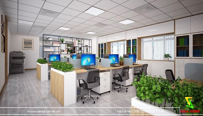 tư vấn thiết kế văn phòng làm việc