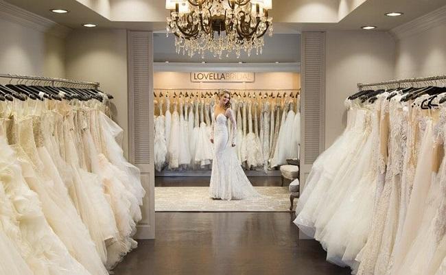 Bí quyết trang trí studio áo cưới
