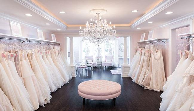 Bí quyết trang trí studio áo cưới 1