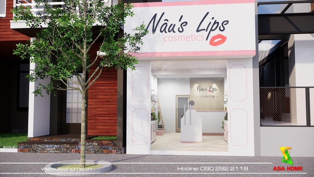 Shop mỹ phẩm Nâu's Lips 9