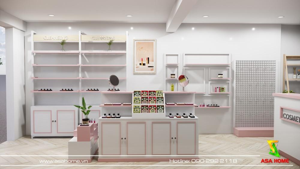 Shop mỹ phẩm Nâu's Lips 6