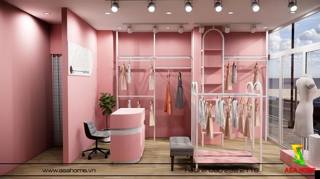 Shop thời trang nữ Điệu Đà