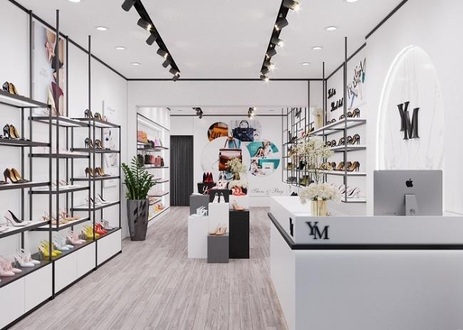 Báo giá thiết kế nội thất shop thời trang ĐẸP TẠI HCM