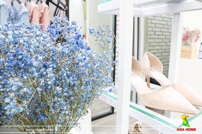 Thi công Shop Thời trang Nữ Triscy - Phú Nhuận