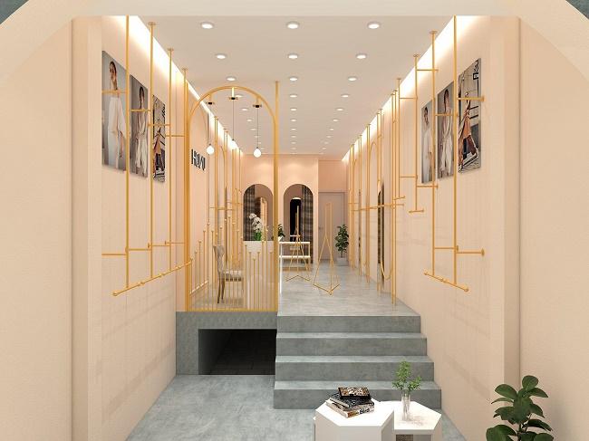 Thiết kế shop thời trang nữ tại Vũng Tàu