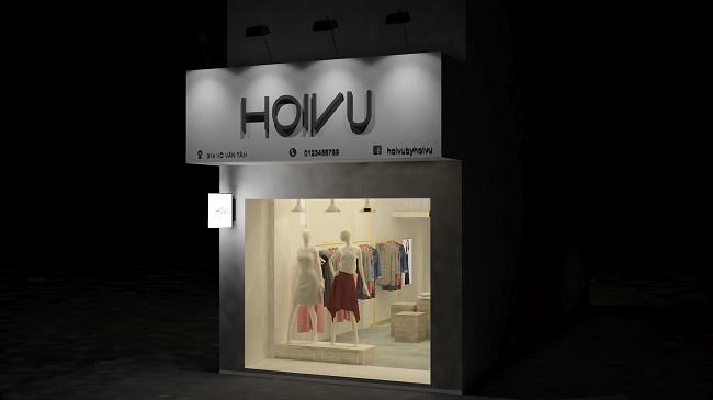 Bí quyết thiết kế shop thời trang trẻ đẹp tại hcm